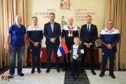 Успех Драгана Ристића велики је подстрек и мотивација