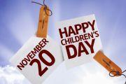 Срећан 20. новембар свој деци света!