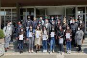 Финансијска подршка за најбоље средњошколце и студенте ромске популације